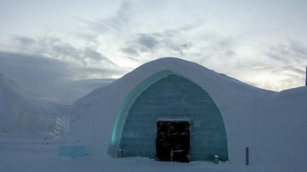 Data Center do FB no Ártico