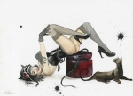 pin-up-heroines-catwoman